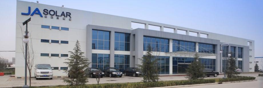 JA Solar Headquarters