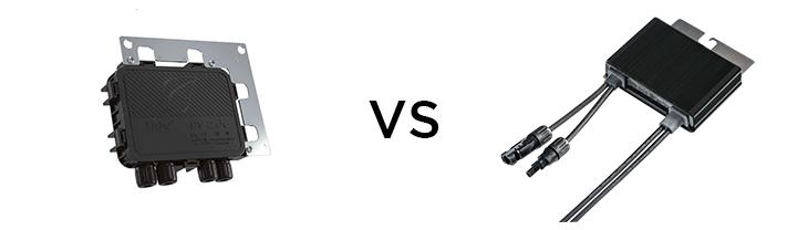 SMA TS4-R vs SolarEdge P-Series