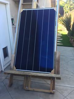 DIY Solar Pulley