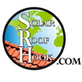 Solar Roof Hook