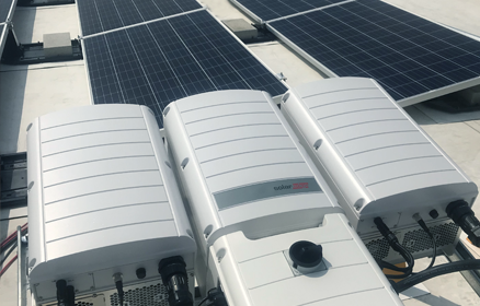 Commercial Three Phase SolarEdge System