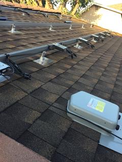 SolarEdge Optimizer Install