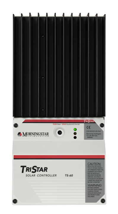 Morningstar Tristar Ts 60 Pwm Charge Controller Solarispwm Wiring Diagram Sign 5