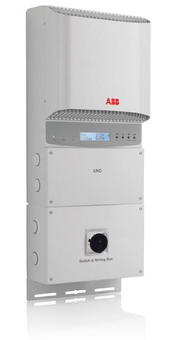ABB PVI-3.0-OUTD-S-US-A 3kW 2-MPPT Inverter on