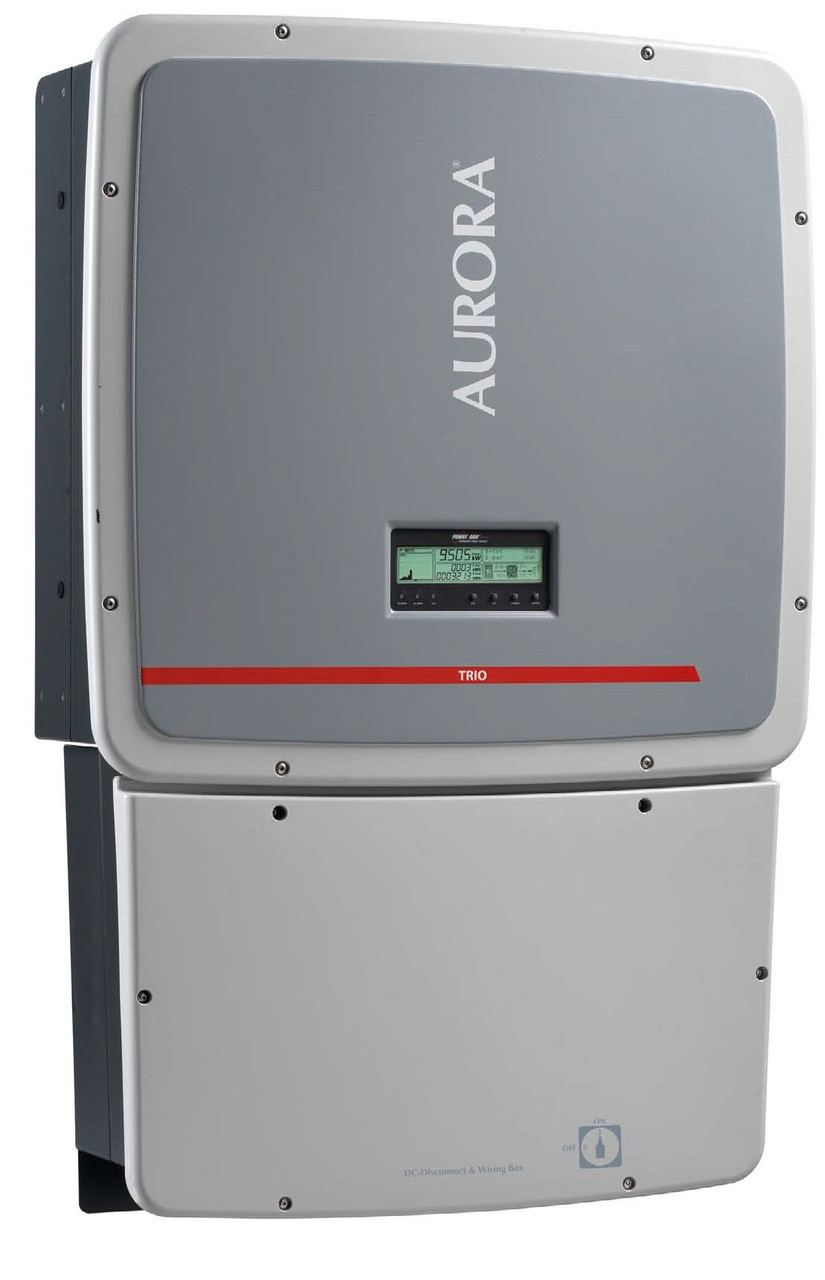 ABB TRIO-27.6-TL-OUTD-S1A-US-480-A 27.6kW Inverter on