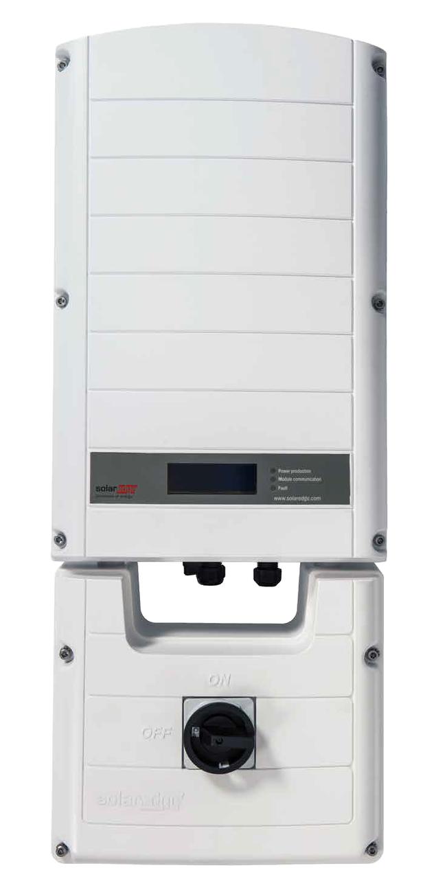 SolarEdge SE5000A-U 5KW Inverter SE5000A-US