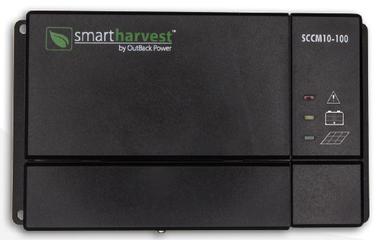 outback smartharvest sccm20 100 mppt charge controller solaris rh solaris shop com