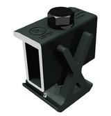 SnapNrack 242-02068 Black Adjustable End Clamp