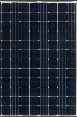 Panasonic Vbhn330sa16 330w Mono Solar Panel Solaris
