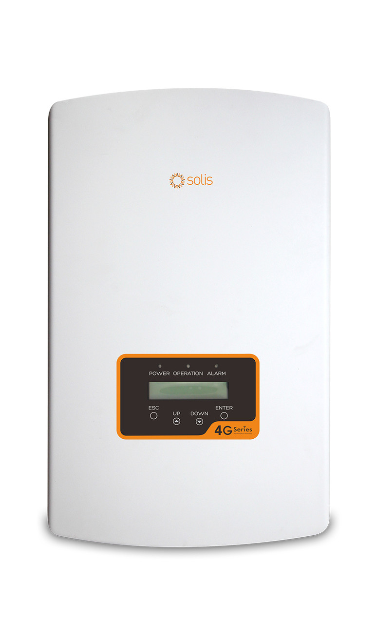 Ginlong Solis-1P6K-4G-US 6kW String Inverter
