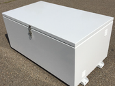 SR-BB12-L16,3X4 Closed Battery Enclosure