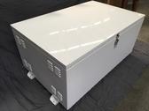SR-BB16-L16,530-2X8 Closed Battery Enclosure