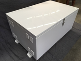 SR-BB16-L16,530-4X4 Closed Battery Enclosure
