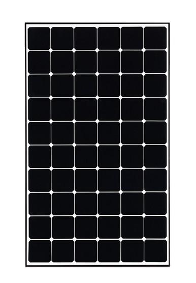 Lg Neon R Lg350q1c A5 350w Mono Solar Panel Solaris