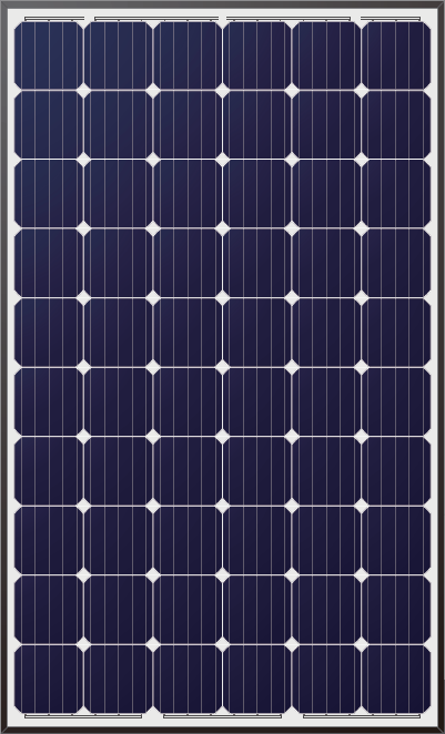Longi Solar LR6-60PE-305M 305w Mono Solar Panel