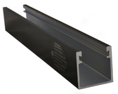 "ProSolar RoofTrac R-168BLACK 168"" Standard Support Rail"