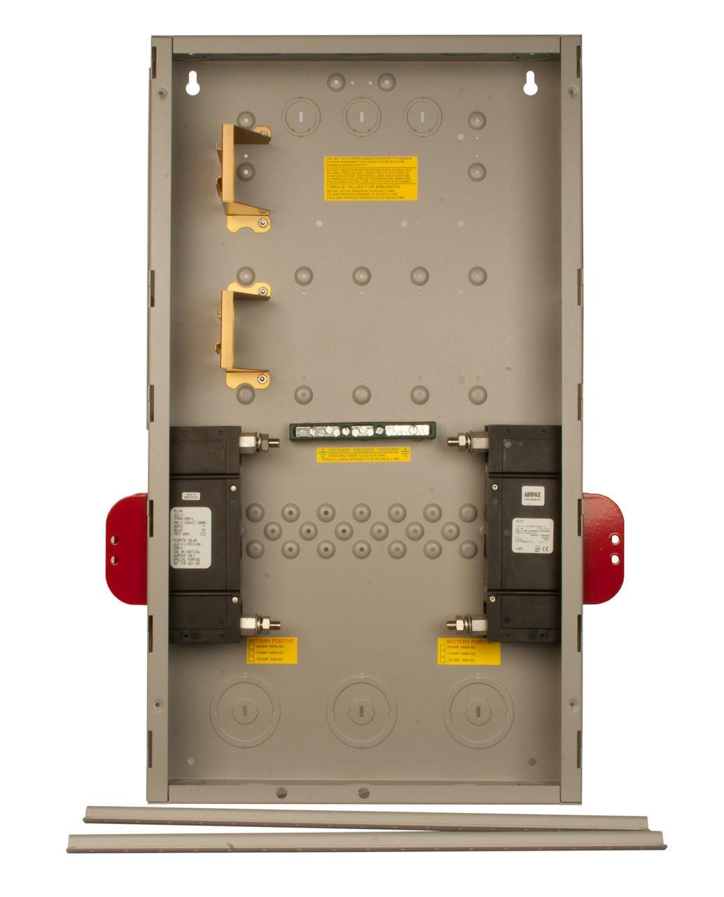 250 Amp 125Vdc Midnite Solar Panel Mount Breaker