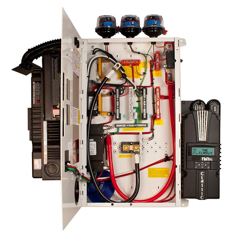 MidNite Solar MNEPLUSGVFX3524CL150 Pre-Wired System - Solaris