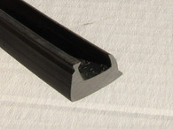 Sold in 1.2 mtr Lengths Base width is 25 mm Height of back 16mm   inside back flap 9mm