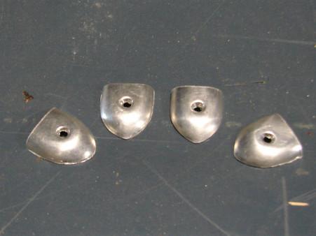 Set of 4 suits ute or panel van A40