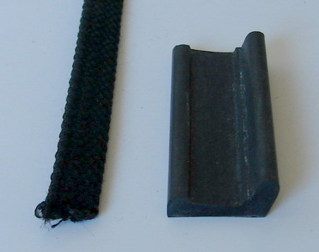 Cotton lacing is separate item see 306-004