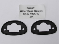 Wiper base Gasket Chev 1936-40