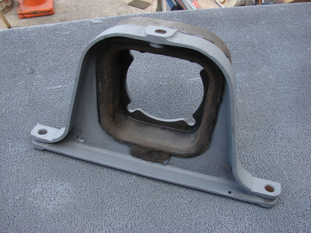 403 Engine mount re-rubbering also available.