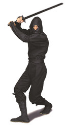 GTMA Ninja Uniform, Black