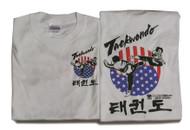 Deluxe Taekwondo T-shirt