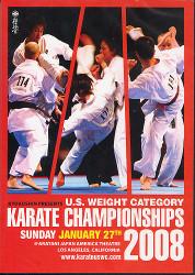 Kyokushin Championship DVD, 2008