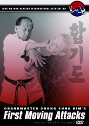 Hapkido DVD; Vol.2; First Moving Attacks