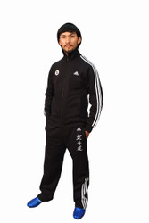 Adidas Karate WKF Warm Up; Black