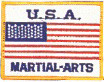 "USA MA Patch 3"" x 4"""
