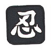 Ninja (Black) Patch