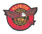 Hapkido Eagle Patch
