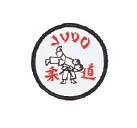 Judo Flip (Small) Patch