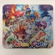 Taekwondo Themed Mouse Pad - Multi Figures