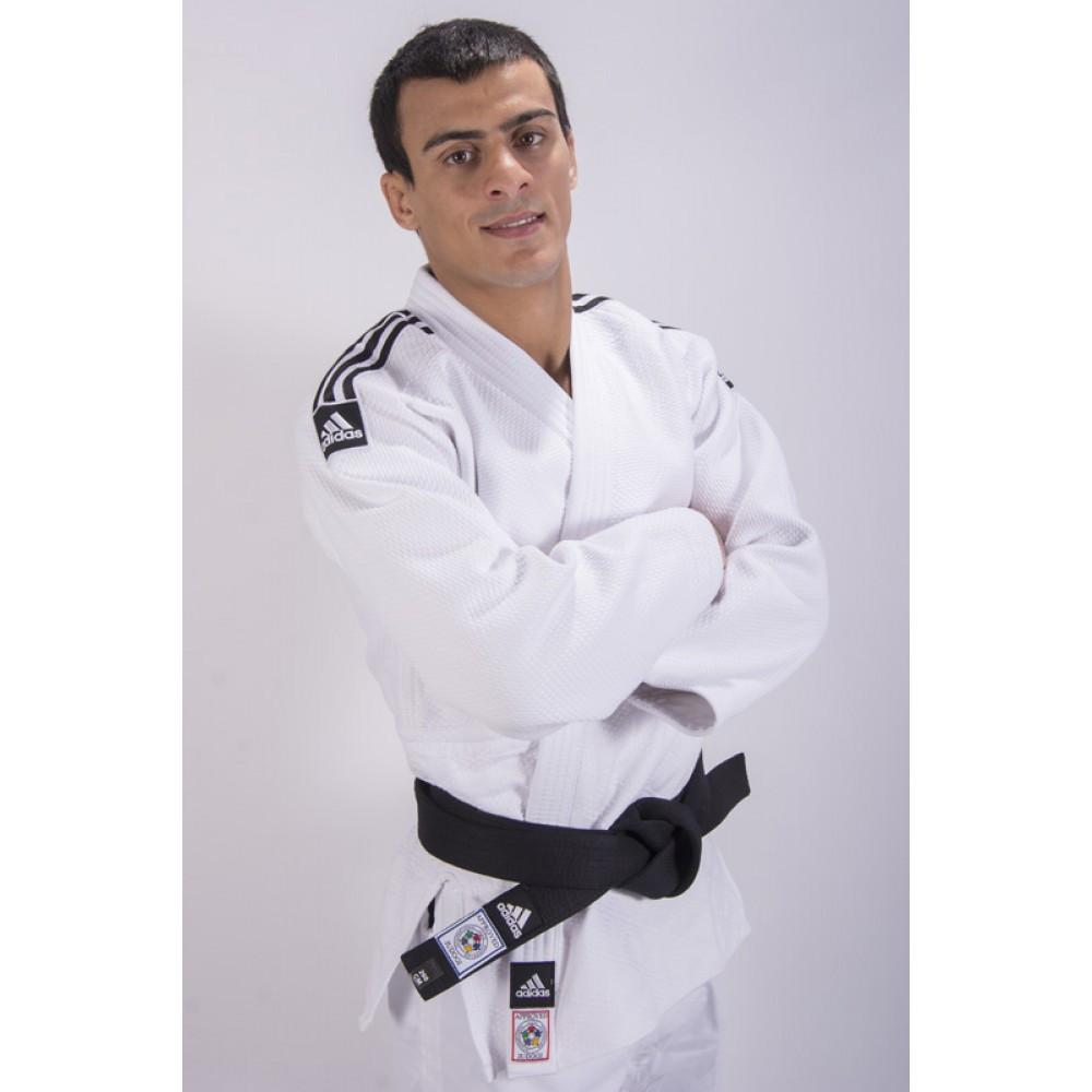 Que agradable necesidad Decir la verdad  adidas Judo Uniform; Training Gi (J500) - Golden Tiger Martial Art