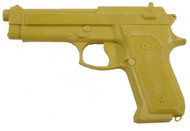 Yellow Beretta Rubber Gun