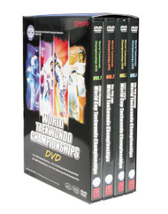 World TKD Championships DVD