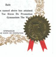 Ribbon & Seal Set for Certificates (Set of 10)