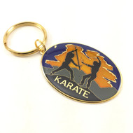 Martial Arts Key Chain - Kaate