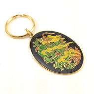 Martial Arts Key Chain - Dragon Deluxe