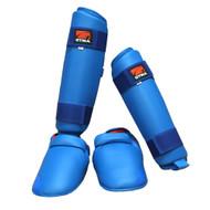 GTMA Karate Shin Instep Protector
