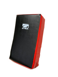 "GTMA Deluxe Kicking Shield (Red/Black) 15"" x 26"" x 8"""