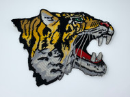 "9"" Golden Tiger Patch"
