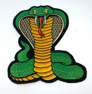 "11"" Cobra Patch"