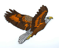 "11"" Flying Eagle Patch"