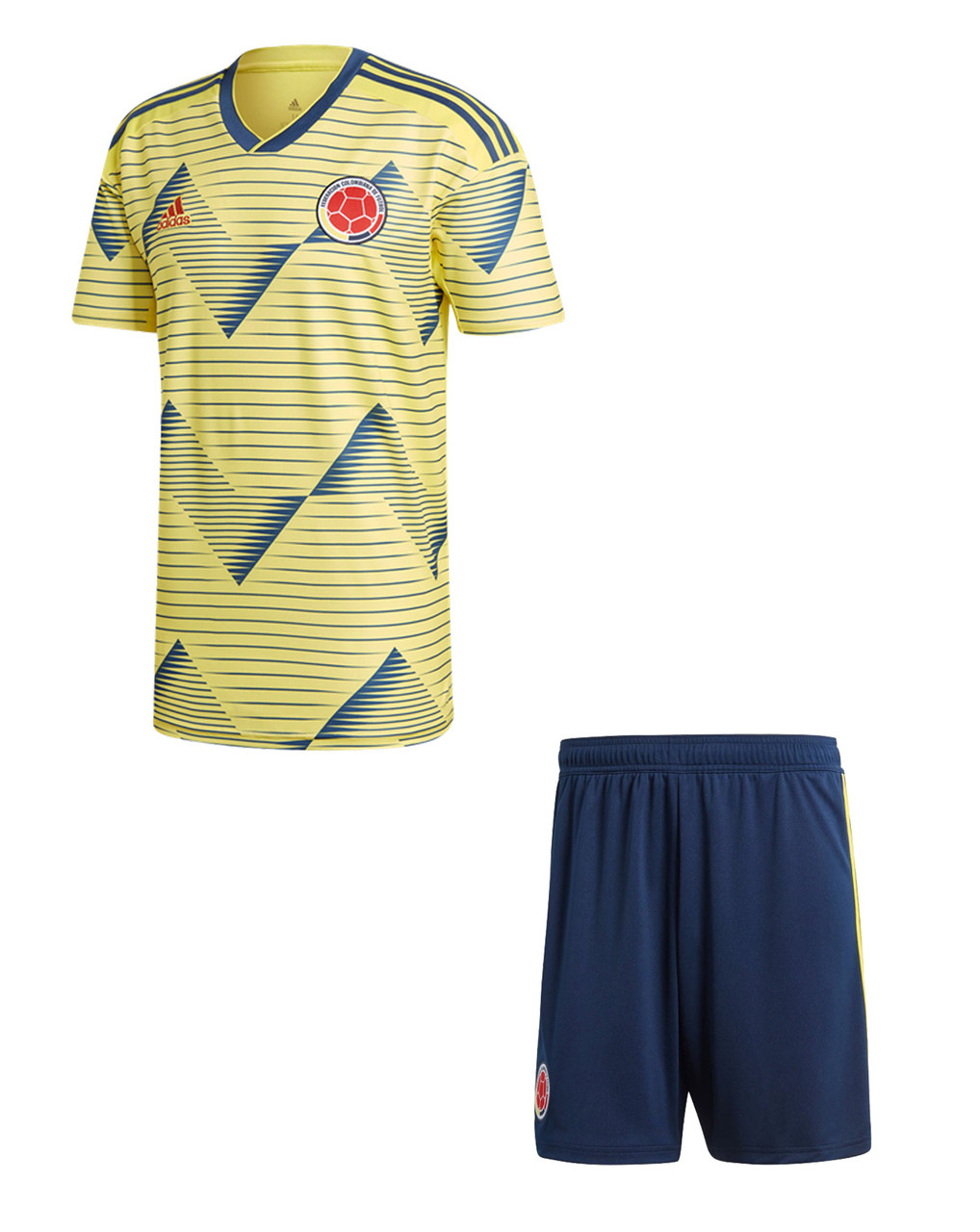 1999cddcb Colombia International Home Kids Kit with free name and number. Price   £23.99. Image 1