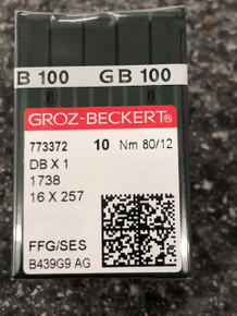 GROZT-BECKERT Needles        16 X 257